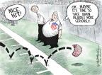 Nick Anderson  Nick Anderson's Editorial Cartoons 2010-10-21 brain