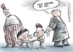 Nick Anderson  Nick Anderson's Editorial Cartoons 2010-12-09 Korea