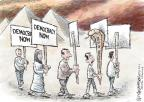 Nick Anderson  Nick Anderson's Editorial Cartoons 2011-02-08 democracy