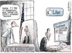 Nick Anderson  Nick Anderson's Editorial Cartoons 2011-02-10 democracy