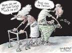 Nick Anderson  Nick Anderson's Editorial Cartoons 2011-06-08 distraction
