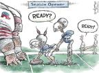 Nick Anderson  Nick Anderson's Editorial Cartoons 2011-09-04 kickoff