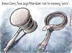 Nick Anderson  Nick Anderson's Editorial Cartoons 2011-11-06 justice system