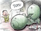 Nick Anderson  Nick Anderson's Editorial Cartoons 2011-12-20 North Korea