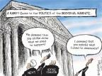 Nick Anderson  Nick Anderson's Editorial Cartoons 2012-03-28 Supreme Court