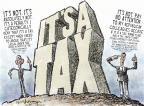 Nick Anderson  Nick Anderson's Editorial Cartoons 2012-07-04 absolutely