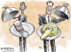 Nick Anderson  Nick Anderson's Editorial Cartoons 2012-10-05 2012 debate