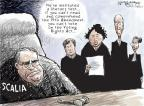 Nick Anderson  Nick Anderson's Editorial Cartoons 2013-03-03 democracy