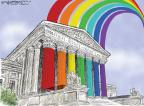 Nick Anderson  Nick Anderson's Editorial Cartoons 2013-06-27 Supreme Court