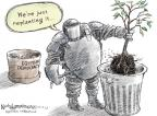 Nick Anderson  Nick Anderson's Editorial Cartoons 2013-07-07 democracy