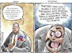 Nick Anderson  Nick Anderson's Editorial Cartoons 2013-09-10 Congress and Iraq