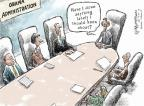 Nick Anderson  Nick Anderson's Editorial Cartoons 2013-10-31 presidential cabinet