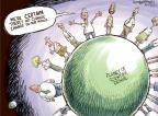 Nick Anderson  Nick Anderson's Editorial Cartoons 2014-05-08 climate change