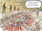 Nick Anderson  Nick Anderson's Editorial Cartoons 2014-06-18 Saddam Hussein
