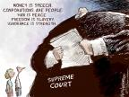 Nick Anderson  Nick Anderson's Editorial Cartoons 2014-07-03 Supreme Court