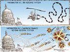 Nick Anderson  Nick Anderson's Editorial Cartoons 2015-04-17 missile