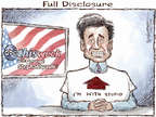 Nick Anderson  Nick Anderson's Editorial Cartoons 2015-05-17 conflict of interest
