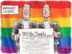 Nick Anderson  Nick Anderson's Editorial Cartoons 2015-06-28 Supreme Court