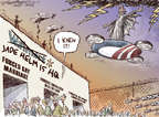 Nick Anderson  Nick Anderson's Editorial Cartoons 2015-07-16 Obamacare