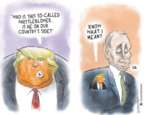 Nick Anderson  Nick Anderson's Editorial Cartoons 2019-09-24 political scandal
