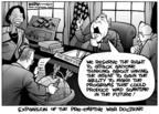 Kirk Anderson  Kirk Anderson's Editorial Cartoons 2004-02-13 international relations