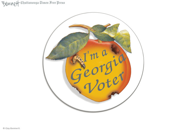 Im a Georgia voter.