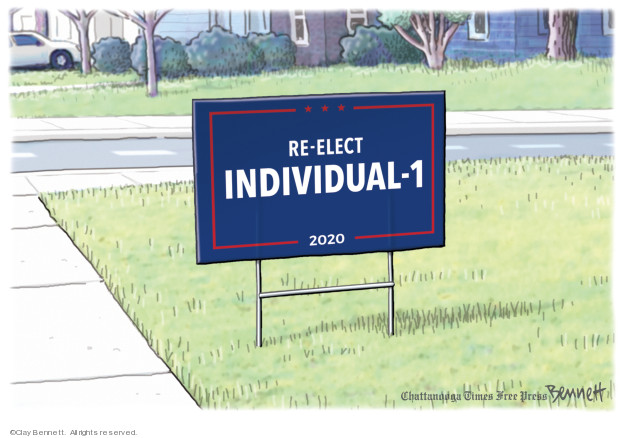Re-elect Individual-1. 2020