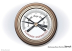 Clay Bennett  Clay Bennett's Editorial Cartoons 2008-01-09 poor
