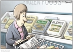Clay Bennett  Clay Bennett's Editorial Cartoons 2008-02-20 Jekyll and Hyde