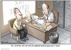 Clay Bennett  Clay Bennett's Editorial Cartoons 2008-04-08 tax preparation