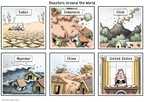 Clay Bennett  Clay Bennett's Editorial Cartoons 2008-05-13 China