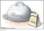 Clay Bennett  Clay Bennett's Editorial Cartoons 2008-06-05 John McCain