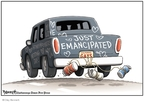 Clay Bennett  Clay Bennett's Editorial Cartoons 2008-06-18 California