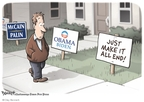 Clay Bennett  Clay Bennett's Editorial Cartoons 2008-10-26 2008