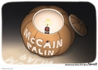 Clay Bennett  Clay Bennett's Editorial Cartoons 2008-10-28 2008 election