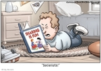 Clay Bennett  Clay Bennett's Editorial Cartoons 2008-10-30 2008 election