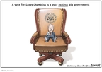 Clay Bennett  Clay Bennett's Editorial Cartoons 2008-11-02 2008 election
