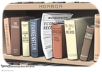 Clay Bennett  Clay Bennett's Editorial Cartoons 2008-11-19 Jekyll and Hyde