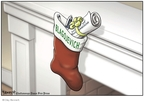 Clay Bennett  Clay Bennett's Editorial Cartoons 2008-12-17 corruption