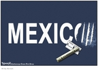 Clay Bennett  Clay Bennett's Editorial Cartoons 2009-03-26 money supply