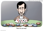 Clay Bennett  Clay Bennett's Editorial Cartoons 2009-06-16 Iran