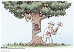 Clay Bennett  Clay Bennett's Editorial Cartoons 2009-10-08 activism