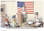 Clay Bennett  Clay Bennett's Editorial Cartoons 2010-04-15 activism