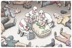 Clay Bennett  Clay Bennett's Editorial Cartoons 2010-12-03 poor