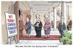 Clay Bennett  Clay Bennett's Editorial Cartoons 2012-08-07 Mitt Romney