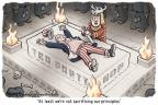 Clay Bennett  Clay Bennett's Editorial Cartoons 2013-09-27 government shutdown