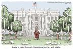 Clay Bennett  Clay Bennett's Editorial Cartoons 2013-10-10 government shutdown