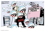 Lisa Benson  Lisa Benson's Editorial Cartoons 2008-10-03 mainstream media