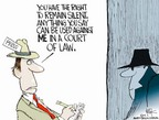 Chip Bok  Chip Bok's Editorial Cartoons 2005-07-05 court
