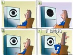 Chip Bok  Chip Bok's Editorial Cartoons 2004-09-22 television